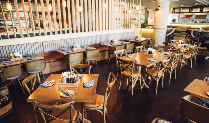 Eat Greek Kouzina Abu Dhabi image