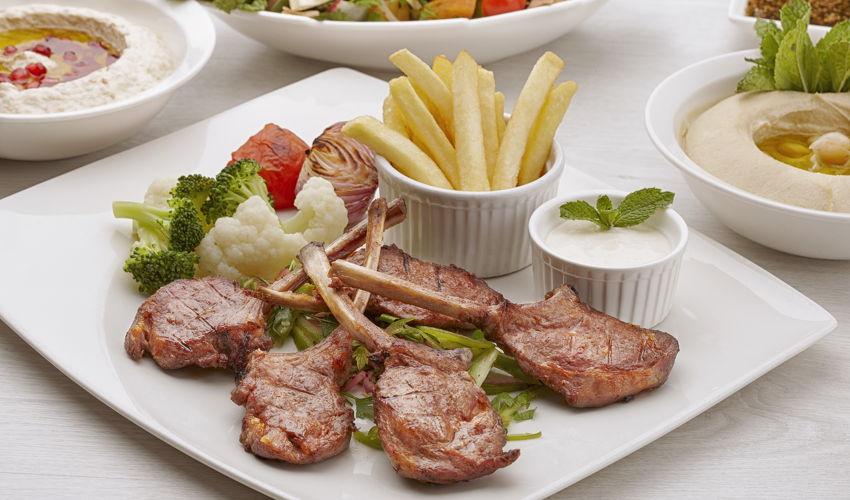 Zaytinya Restaurant Khalifa Park image