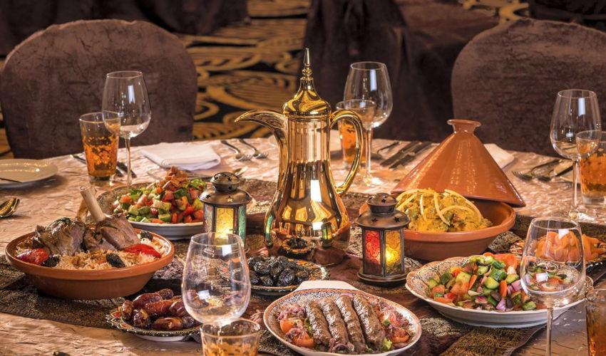 Al Bawadi Tent at Mercure Grand Hotel Seef image