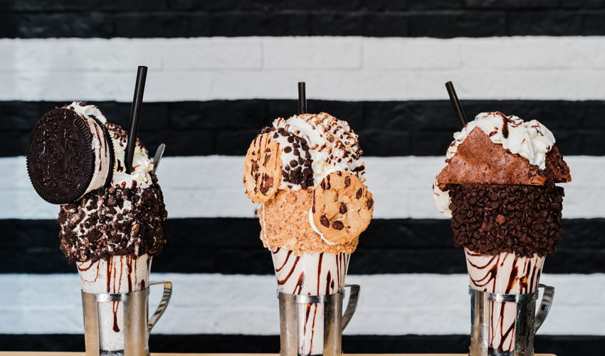 Black Tap Craft Burgers and shakes image