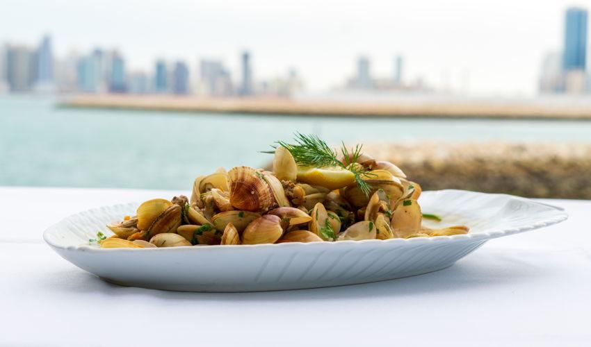 صورة C View Restaurant by La Perle