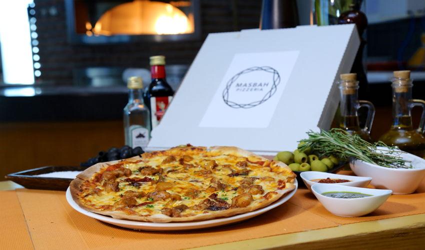 صورة Masbah Pizzeria