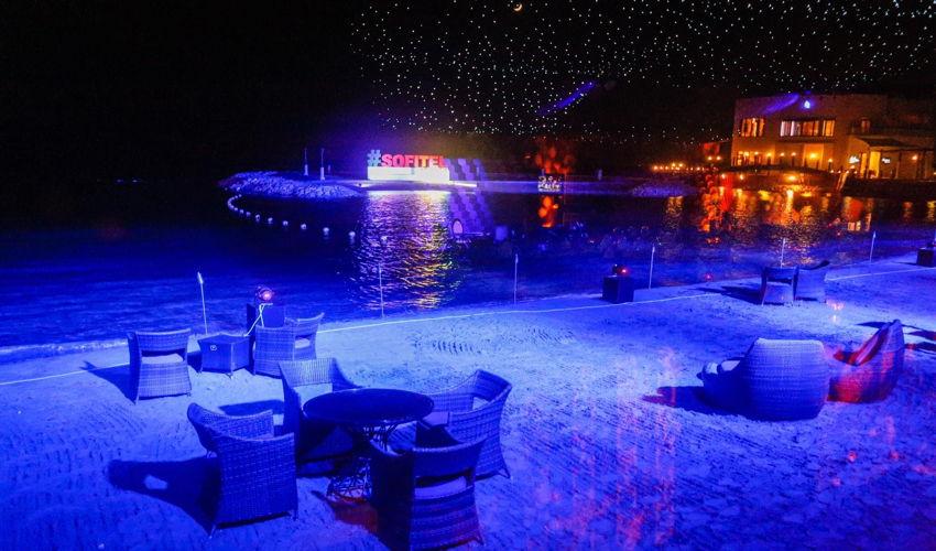 Layali Al Zallaq Ramadan Tent By The Sea image