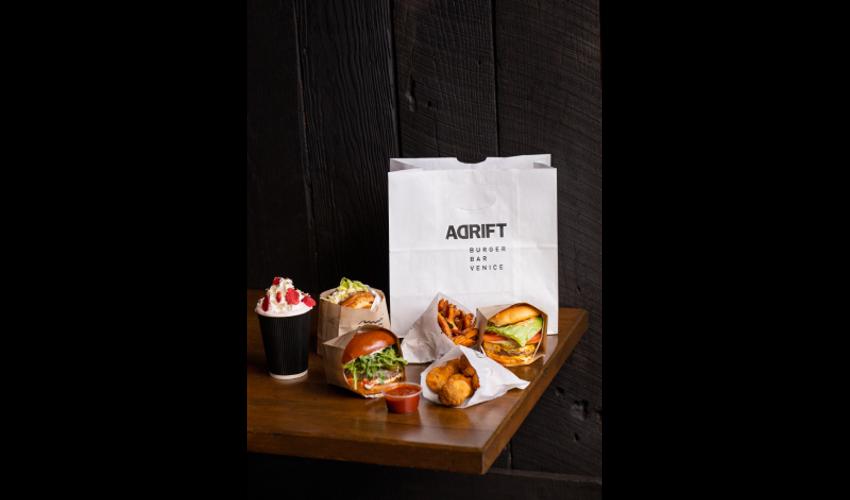 Adrift Burger image
