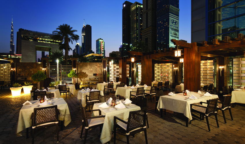 Al Nafoorah - Emirates Towers image