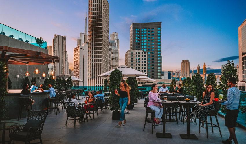 BAI Bar & Terrace image