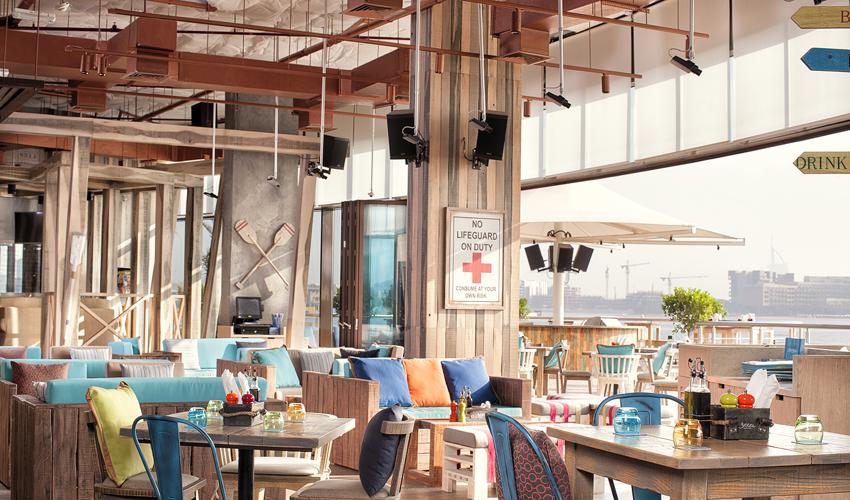 Breeze Beach Grill image