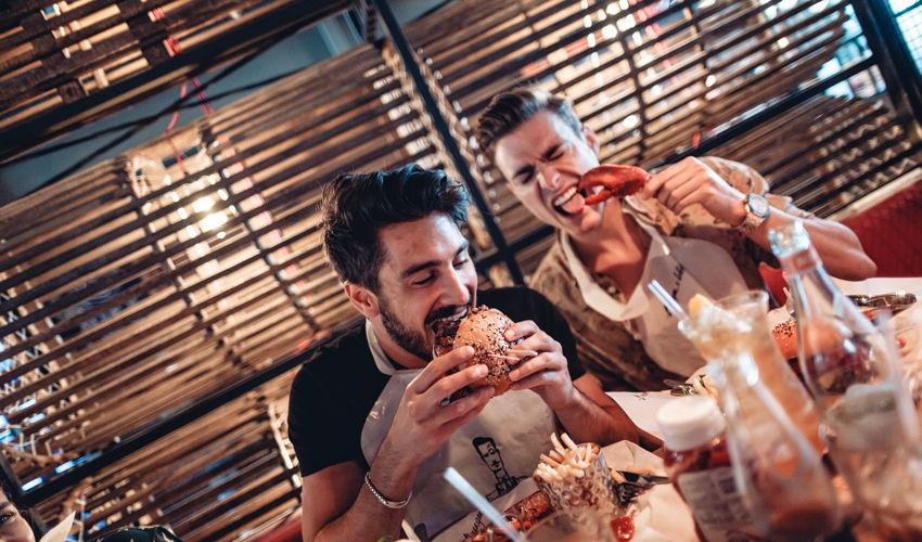Burger and Lobster Dubai image