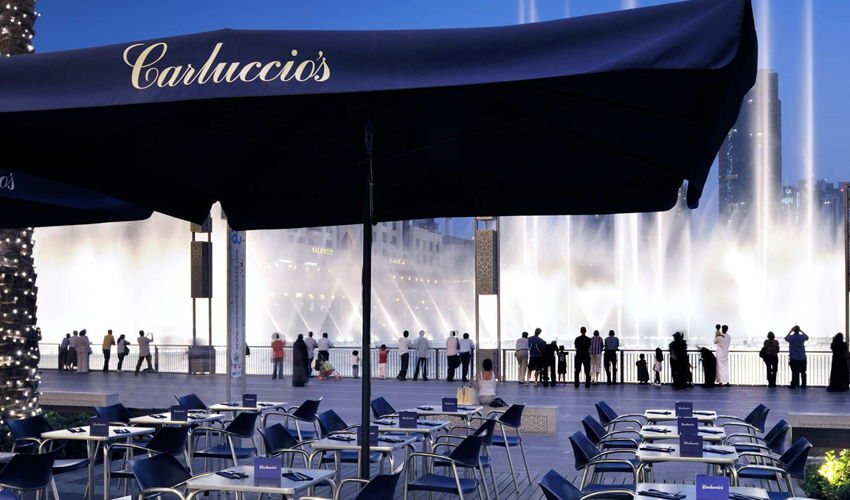 Carluccio's The Dubai Mall image