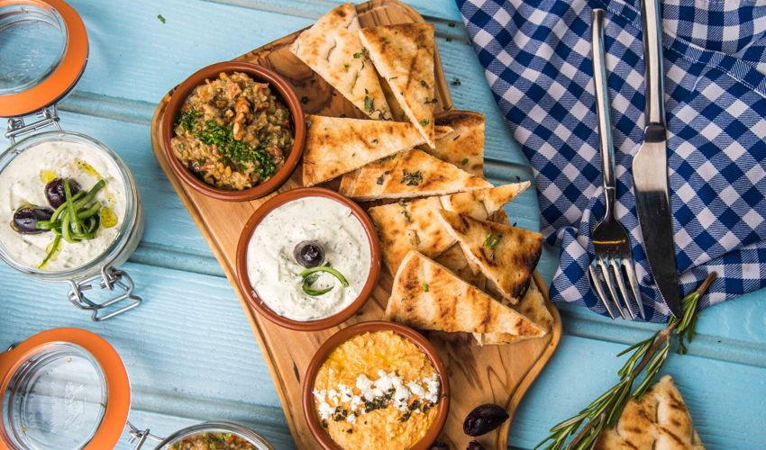 صورة Eat Greek Kouzina MOE