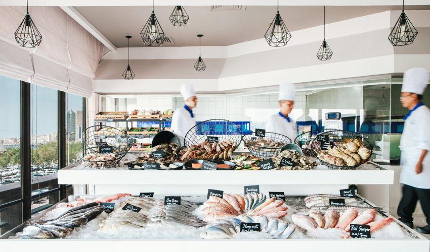 صورة Fish Market