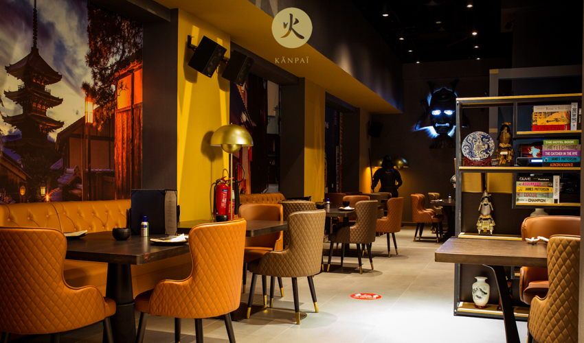 Kanpai Restaurant and Lounge image