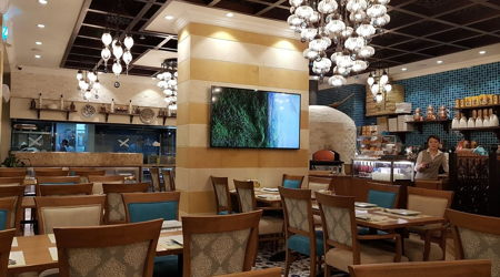 Kapadokya Turkish Kitchen Rose Park Hotel Al Barsha Dubai