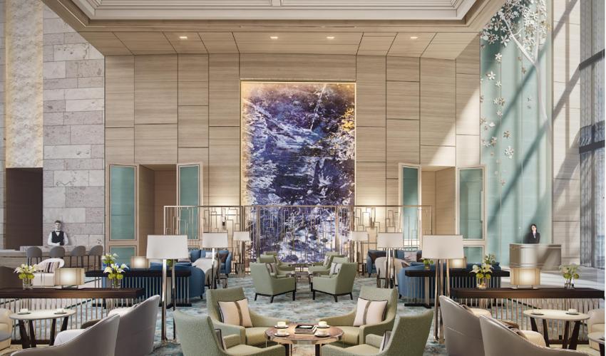 صورة Lounge at Address Beach Resort