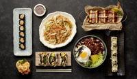 Food menu image