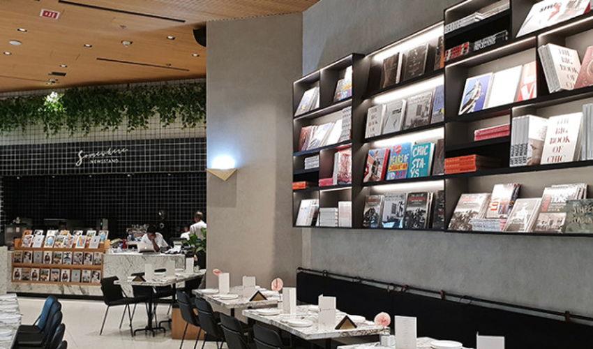 Somewhere Restaurant image