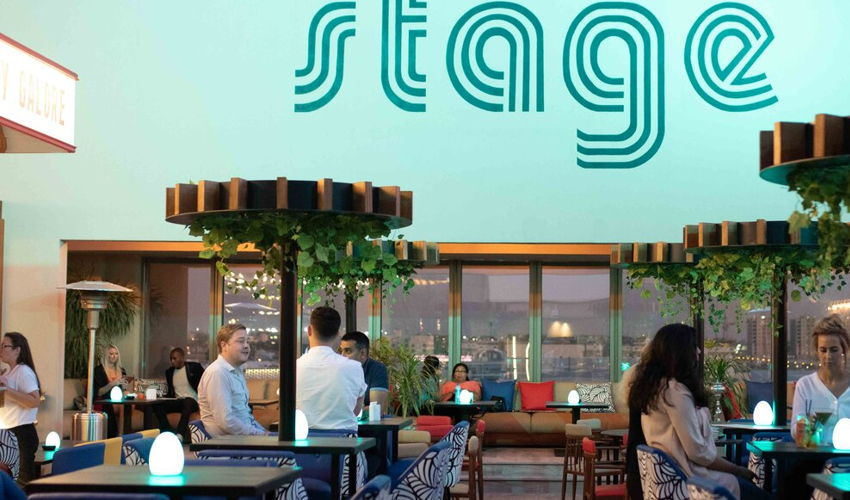 Stage Sky Lounge image