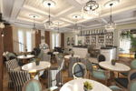 صورة The Hamptons Cafe Arabian Ranches