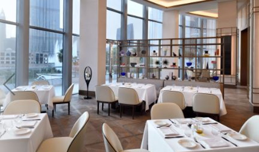 The Restaurant at Address Downtown image