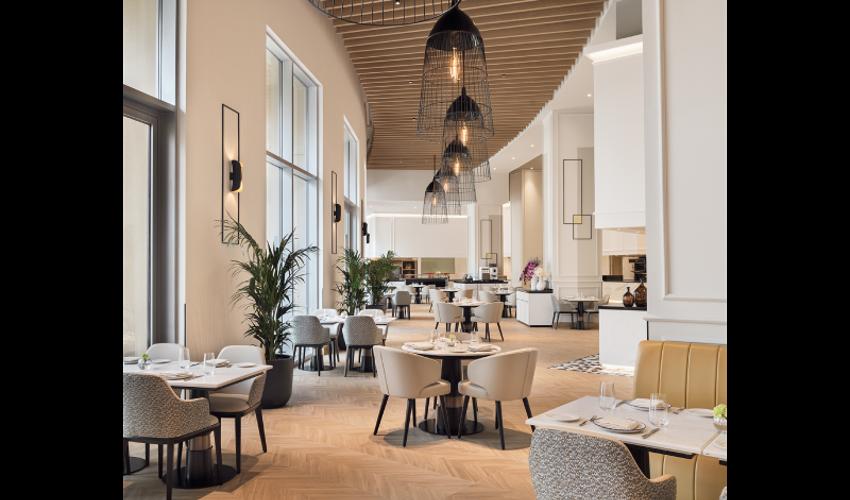 The Restaurant at The Address Marina image