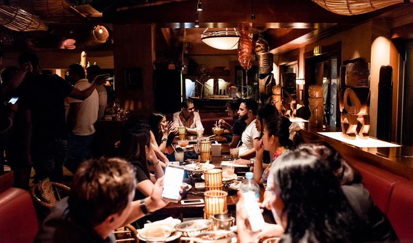 Trader Vic's Souk Madinat image