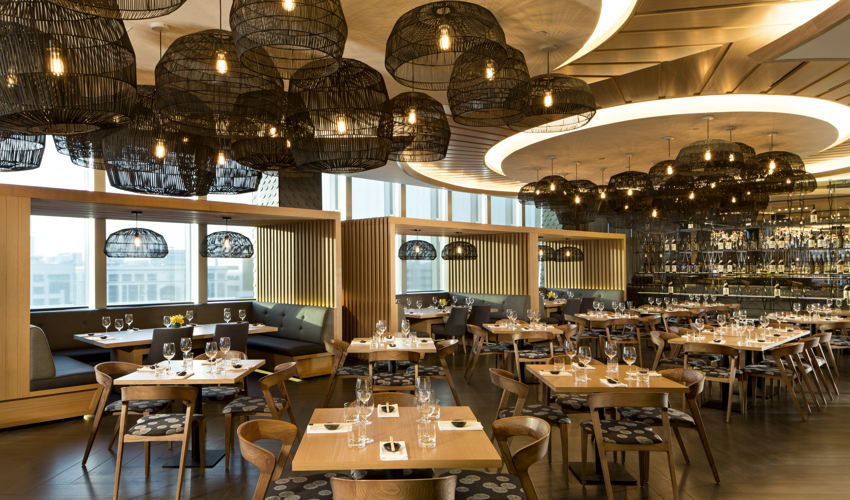 Wakame Restaurant and Lounge image