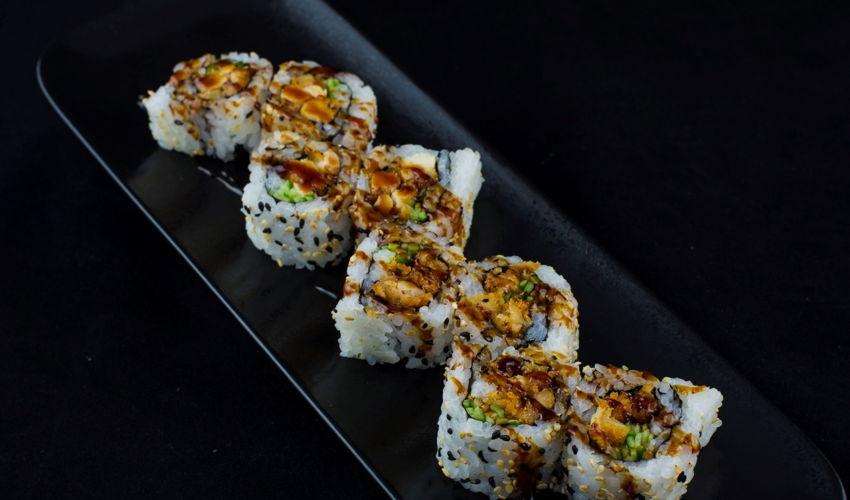 Yugo Sushi The Greens image