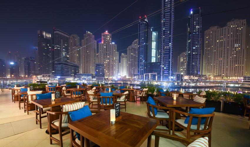 صورة Zafran - Dubai Marina Mall