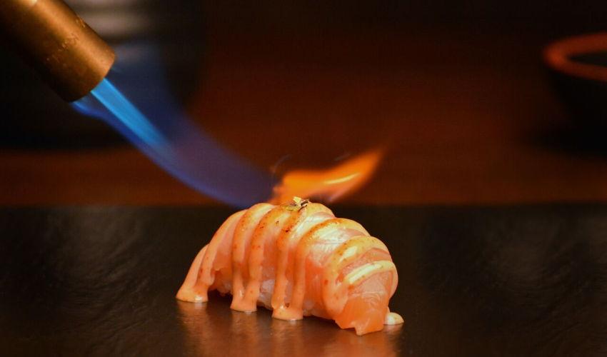 Gold Sushi Club - Al Mohammadiyyah image