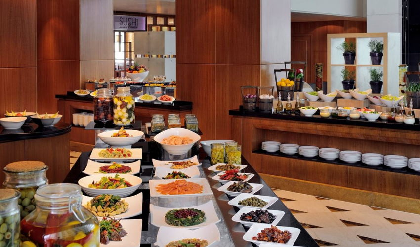 صورة Atrium Restaurant & Lounge