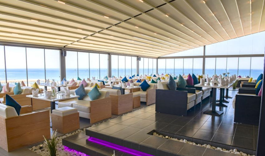 The Rooftop - Sky Lounge and Restaurant image