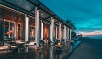 The Beach Restaurant at The Chedi Muscat image