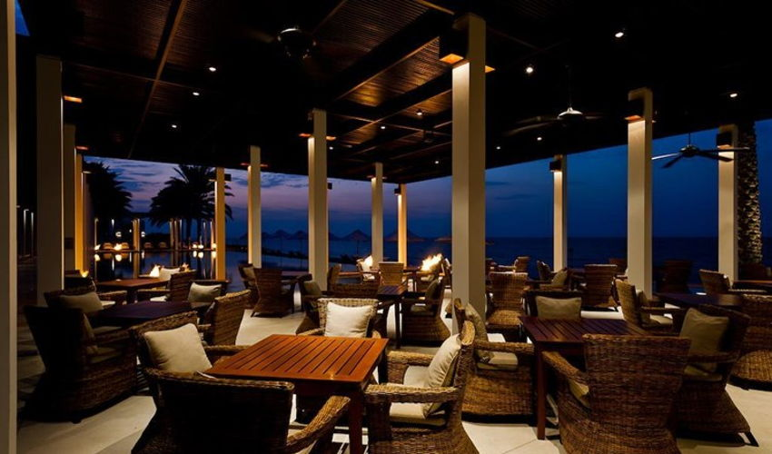 The Restaurant at The Chedi Muscat image