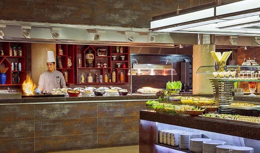 Al Bustan Restaurant image