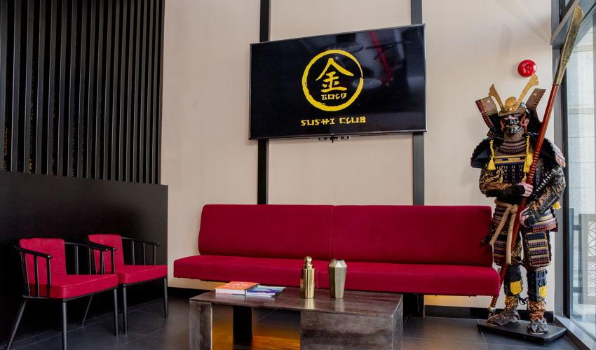 صورة Gold Sushi Club - Rubeen Plaza