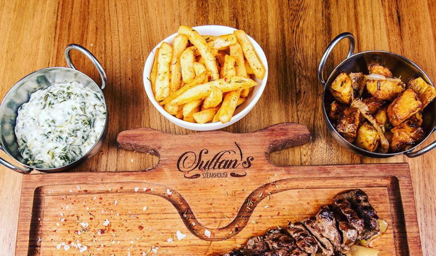 Sultan's Steakhouse Riyadh image